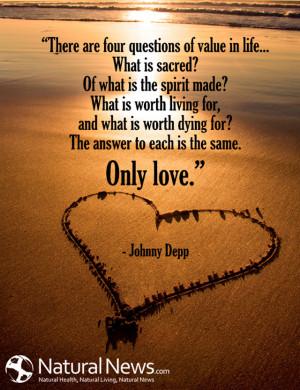 Values Life...