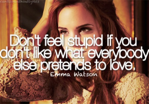 emma watson, quote