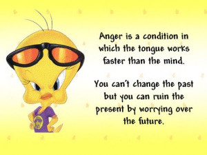 Cute Tweety Bird Sayings