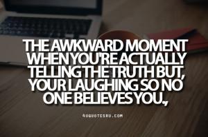 awkward moments tumblr quotes