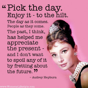 Audrey Hepburn Quote: Audrey Hepburn 3, Audrey Hepburn Quotes, West ...