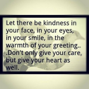 Kindness - Thoughtfull quotes Picture