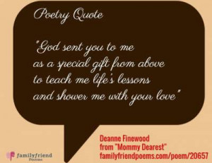 mother daughter poems and quotes