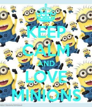 Related Pictures keep calm minions quotes keep calm minions quotes