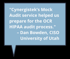 Be Prepared for an OCR Audit