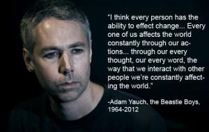 RIP Adam Yauch (MCA from the Beastie Boys)
