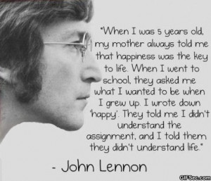 John Lennon Quotes - Funny Pictures, MEME and Funny GIF from GIFSec ...