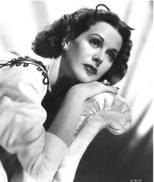 Hedy Lamarr has been added to these lists: