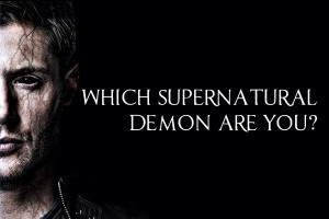Which 'Supernatural' Demon Are You?