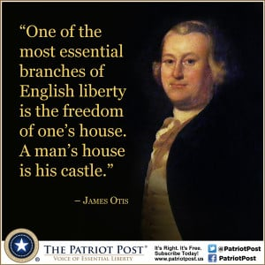 Quote: James Otis