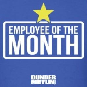 Dunder Mifflin Employee of the Month T-shirt
