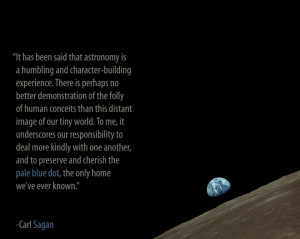 Space Astronomy Quote ~