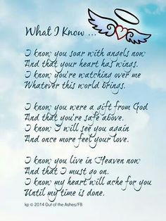 Memorial Poems for My Loved Ones