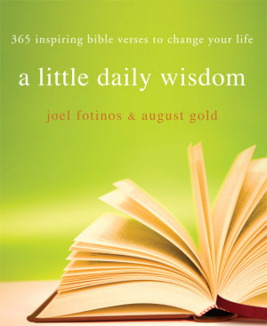Little Daily Wisdom: 365 Inspiring Bible Verses to Change Your Life ...