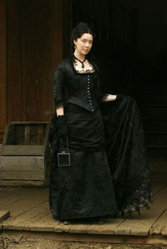 parker in deadwood i routinely covet alma s costumes more deadwood ...
