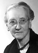 Emily Greene Balch, Nobel Peace Prize Winner, 1946