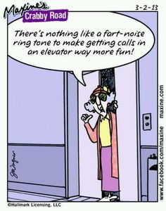 Fart ring tone funny quotes quote lol Maxine humor. The elf did it but ...
