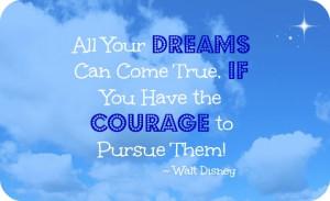 Blogging Motivation Thanks to Walt Disney! ~ #DisneySMMoms