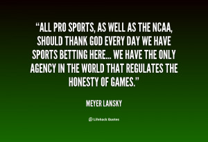 Quotes About God and Sports