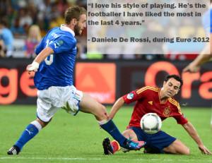 10 Best quotes on Xavi - The pass master - Slide 8 of 10:Daniele De ...