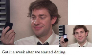 The Office Jim And Pam Quotes