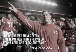 12 Inspirational Quotes From Legendary College Football Coaches