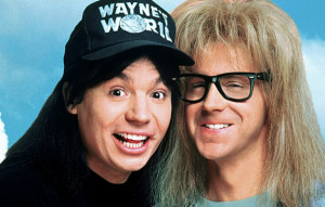 Waynes World Broadway
