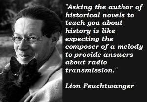 Lion feuchtwanger famous quotes 2