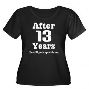 13 year anniversary gifts 13 year anniversary womens 13th anniversary ...