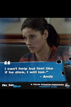 Rookie Blue quotes