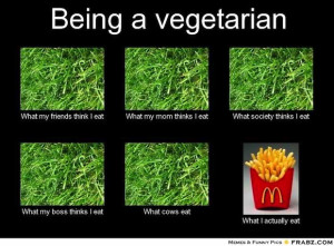 what can vegetarians not eat