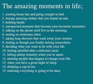 Confused Quotes About Life And Greating: Being Present Is A Gift And ...