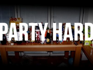 party hard quotes tumblr