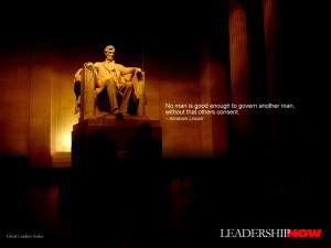 Leader: Abraham Lincoln