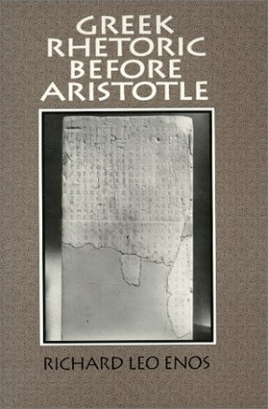 "... by marking ""Greek Rhetoric Before Aristotle"" as Want to Read"