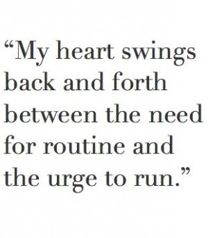 Craving Quotes Truths, And Quotes, Stability Quotes, Heart Swings, My ...