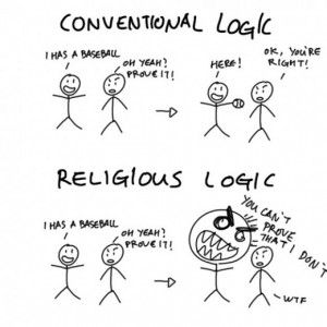 Funny Religious Quotes About Life: Conventional Vs Religious Logic And ...