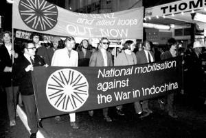 Home > Vietnam War Events > Vietnam War protests