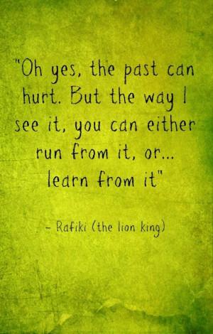 Learn from it