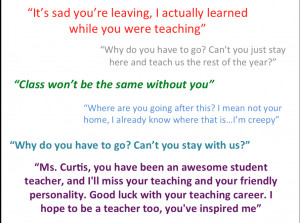 Quotes for Inspirational Student Teacher