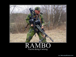 Related Pictures funny rambo quotes