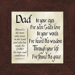 Fathers Day Bible Verses 4