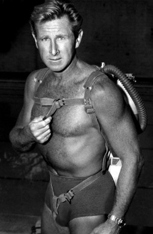 Lloyd Bridges went on to become a famous movie actor and is the father ...