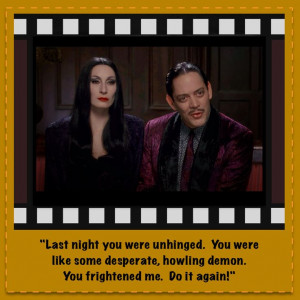 The Addams Family Quotes Addams family