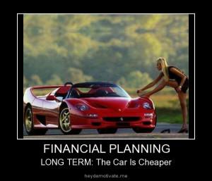 Financial planning – Girl meme