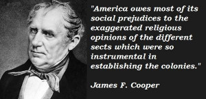 James f cooper famous quotes 4