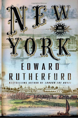 Edward Rutherford. When you want a really long read in short bites ...