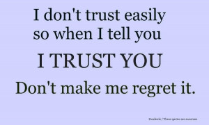 Build Your Trust with These 30 #Quotes #about #Trust