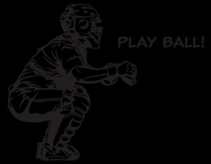 Play Ball Wall Quotes™ Decal