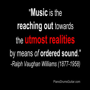 Posted in Music Quotes | Tagged for musicians , Music Quote , Ralph ...